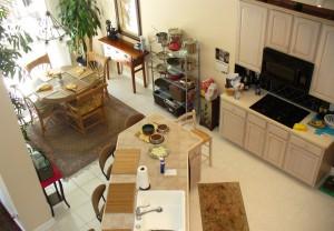 dream kitchen before