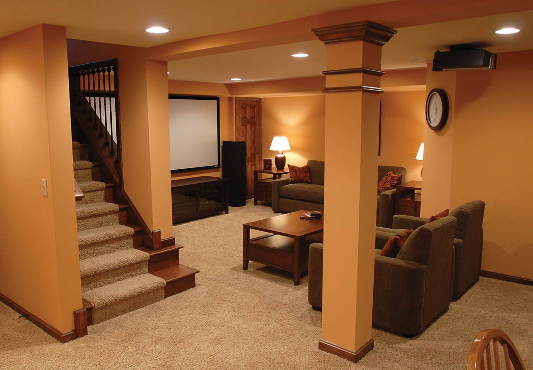 bold basement after photo