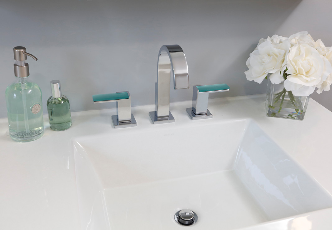 Aqua Accent Bathroom Faucet