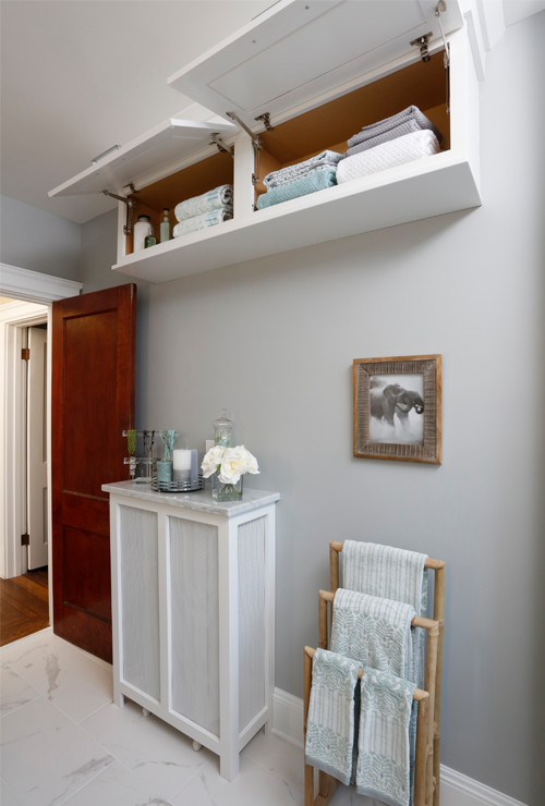Bathroom Ceiling Storage Cabinets