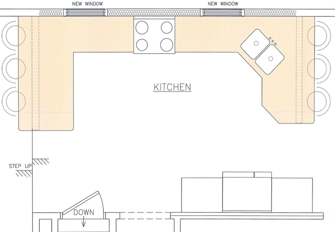 New Proposed Floorplan