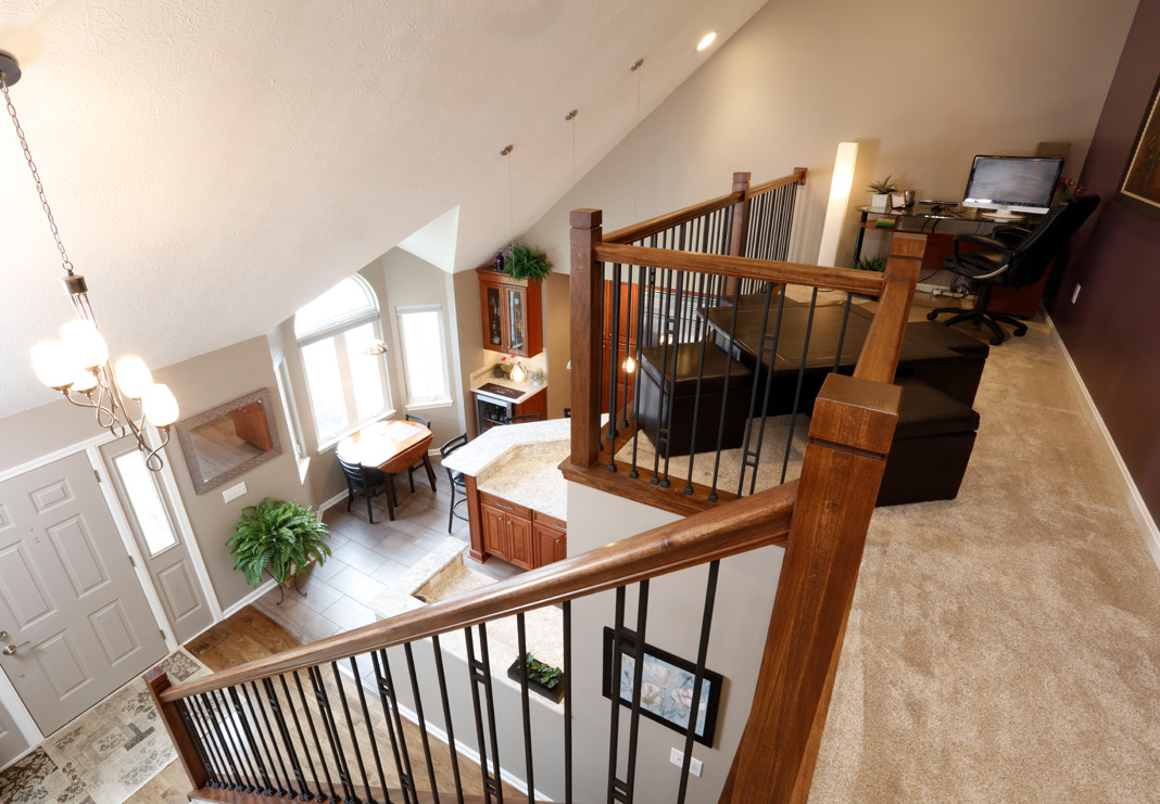 Balcony Loft Bonus Area