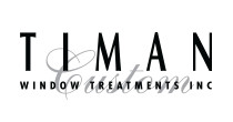 Timan Custom Window Treatments Logo