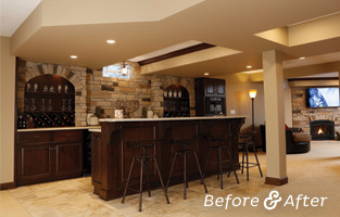 Ultimate Basement Transformation