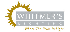 Whitmer's Lighting Logo