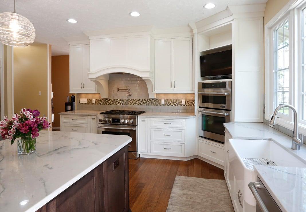 Gorgeous Kitchen Transformation