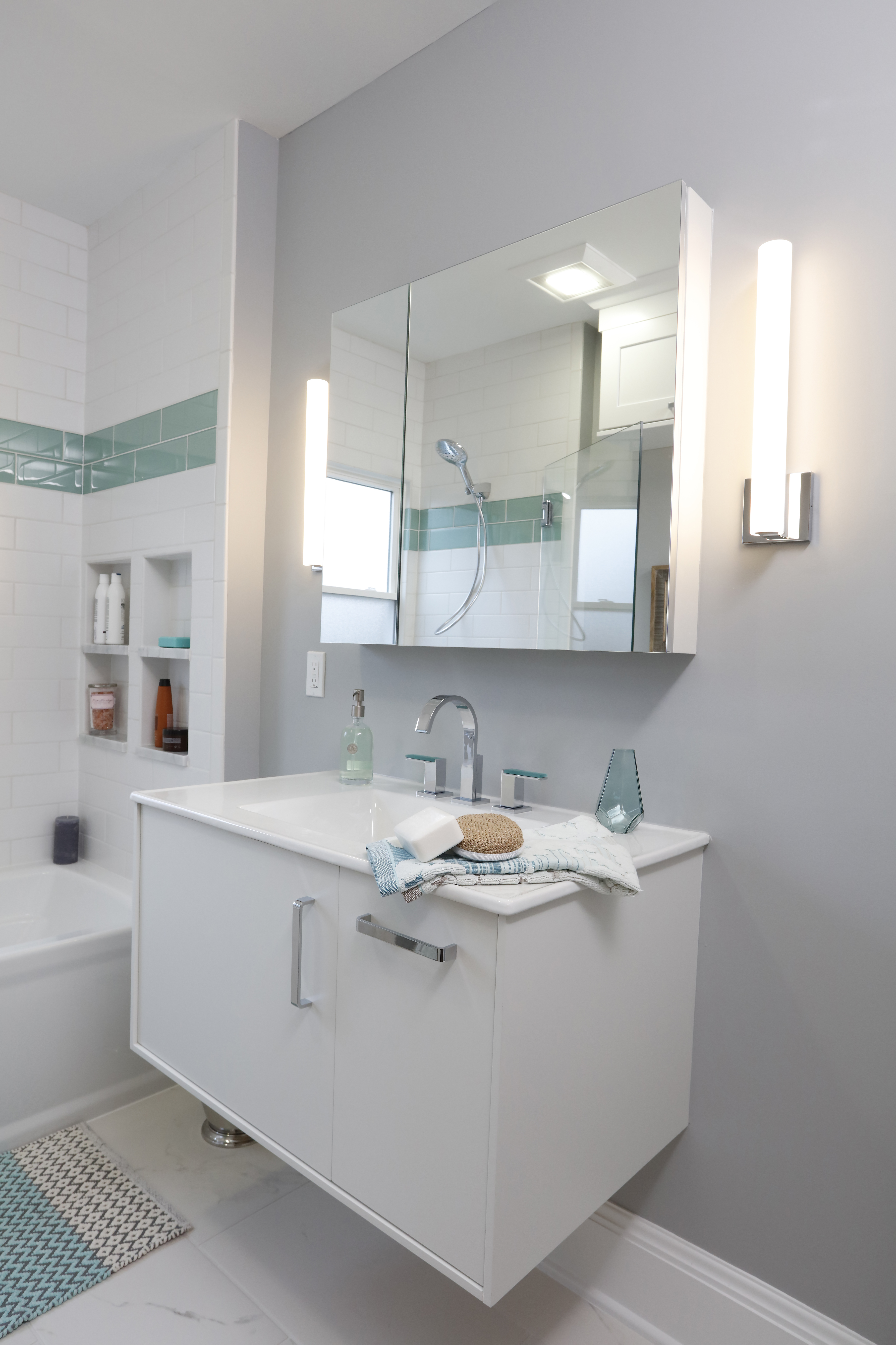 Dover Project Feature Contractor Of The Year Award First Place - Bathroom remodel what to do first
