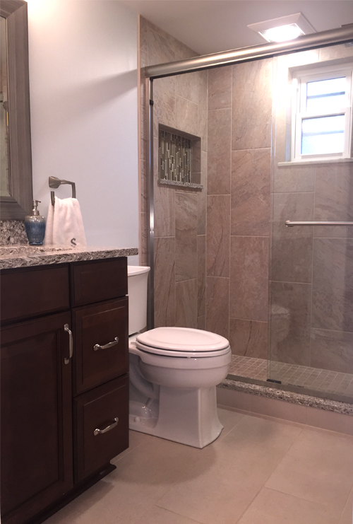 The Master Bathroom Tub Or No Tub Dover Home Remodelers - Master bathroom bathtubs