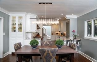 Beautiful Open Concept Kitchen
