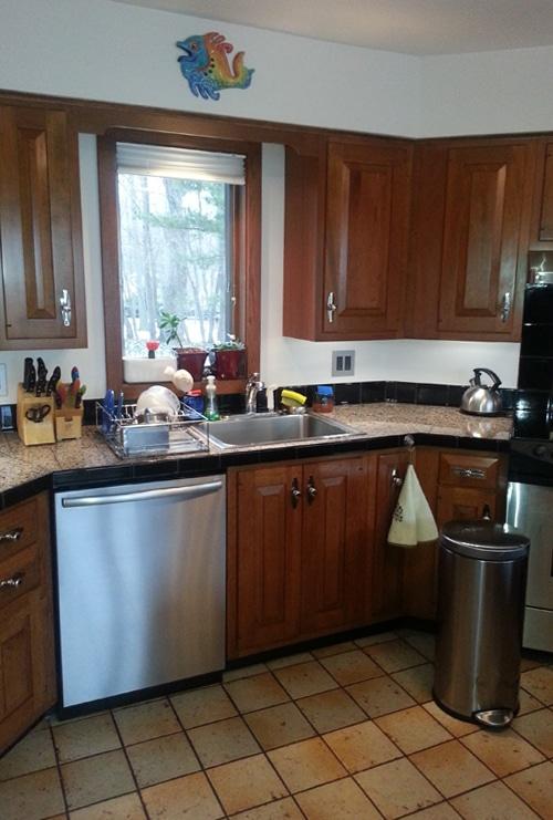 Before Kitchen Sink