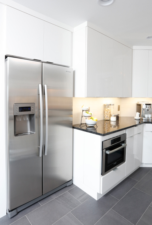 Newly Updated Kitchen Refrigerator