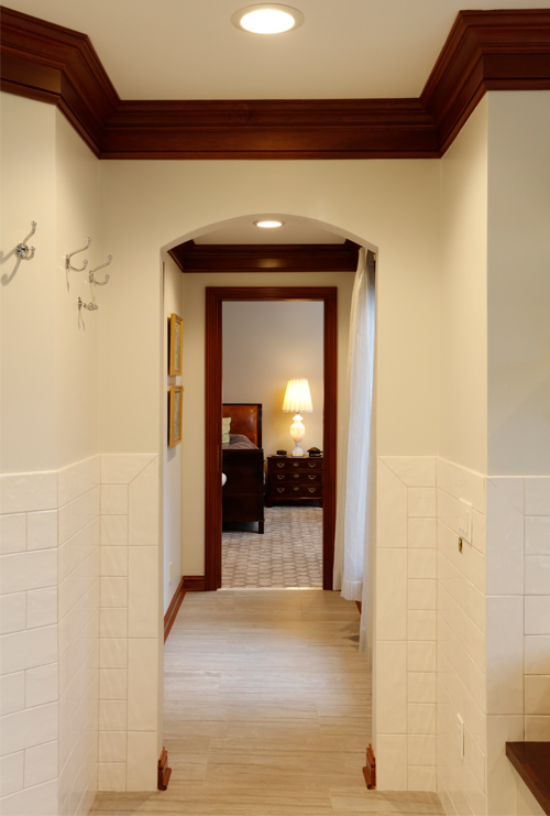 Hallway to Bedroom