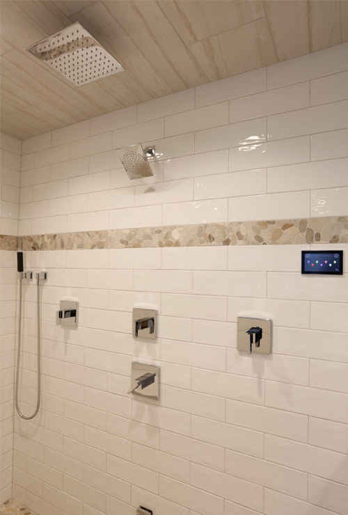 Square Rainmaker Showerhead