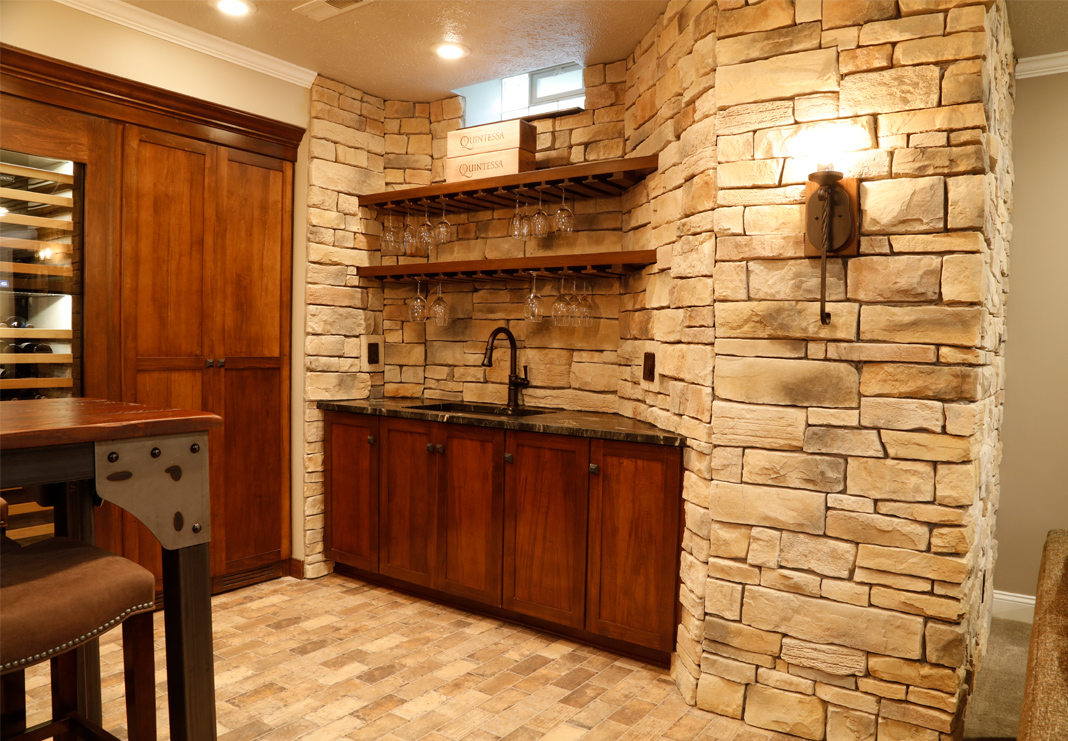 Wine Bar Nook