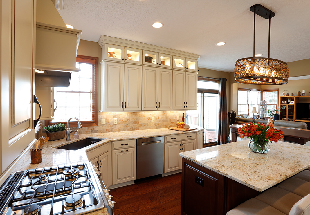 Beautiful Kitchen Renovation