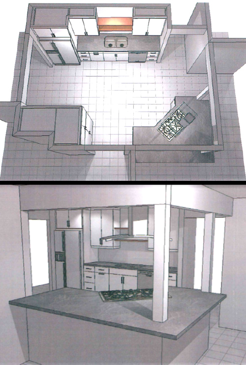 Kitchen 3D Models