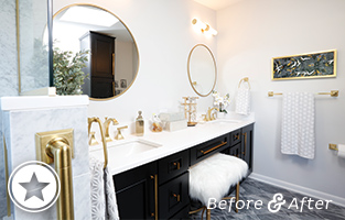 Luxurious Master Bath Remodel