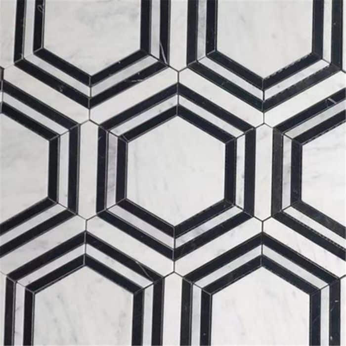 unique geometric tile
